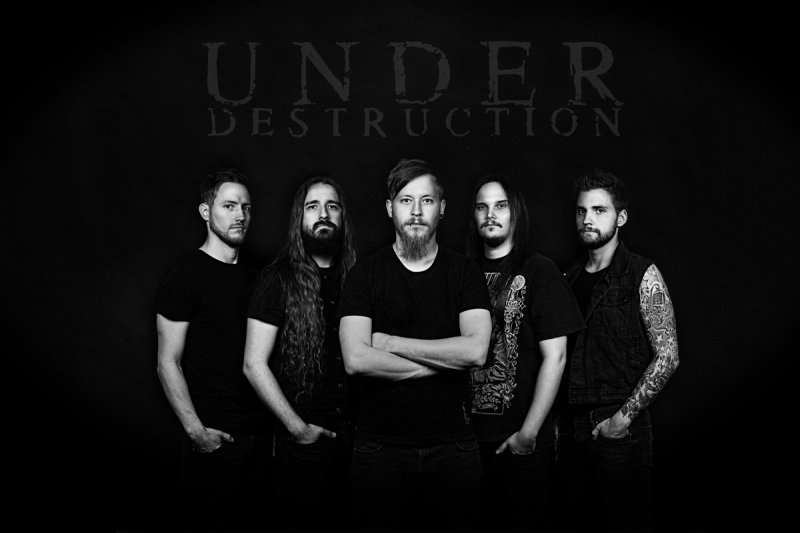 Underdestruction WEB in Under Destruction 2015